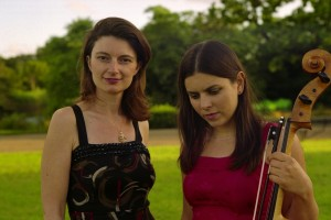 Romantic concert performed by cellist Evva Mizerska and pianist Emma Abbate @ Appleby Concerts | England | United Kingdom