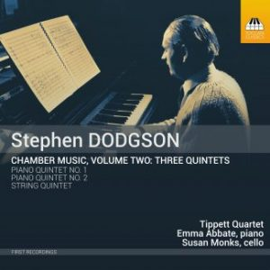 Dodgson Quintet CD