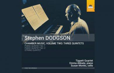 Dodgson quintets recording