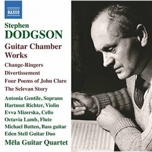 Dodgson guitar chamber works recording
