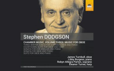 Oboe CD - Turnbull and Burgess