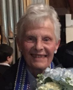 Jane Dodgson 90th birthday concert and reception @ St Mary's, Barnes | England | United Kingdom