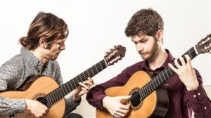 Vickers Bovey Guitar Duo - Riversong @ Charlton House, London | England | United Kingdom