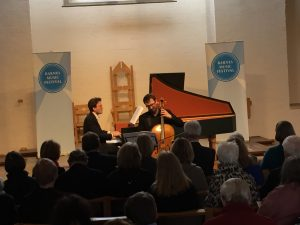Vickers Bovey Duo – Riversong @ St Andrew's Church, Surbiton | England | United Kingdom