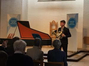 Emma Abbate and the Tippett Quartet - Dodgson <em>Piano Quintet No. 1</em> @ Shakespeare Institute, Stratford-up-Avon | England | United Kingdom