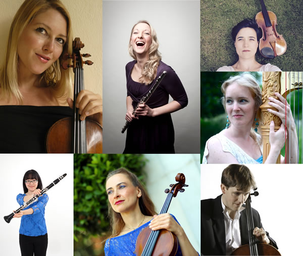 CANCELLED Septet Variations – Karolos @ Church Stretton Arts Festival, Shropshire | England | United Kingdom