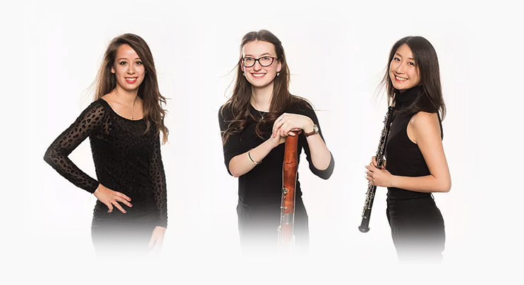 Magnard Trio: Suite for Oboe and Piano – Scunthorpe Concert Society @ Outwood Academy Foxhills | England | United Kingdom