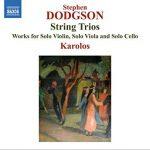 Karolos Dodgson Trios CD