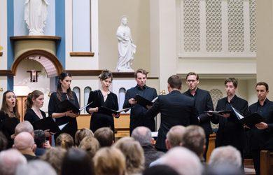 Marian Consort in concert