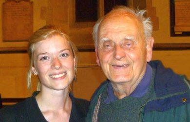 Imogen Hancock & Stephen Dodgson