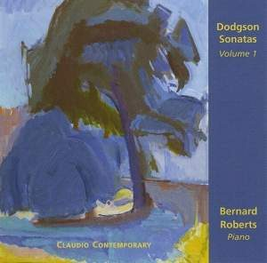 Dodgson Piano Sonatas (Vol. 1) – rerelease