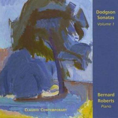 Dodgson Piano Sonatas (Vol. 1) – rerelease