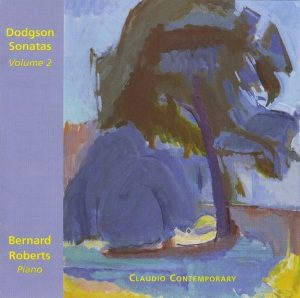 Dodgson Piano Sonatas (Vol. 2) – rerelease