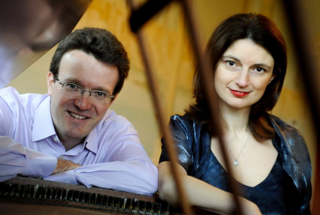 CANCELLED Tournament for twenty fingers – Abbate & Perkins @ Schubert Society of Britain