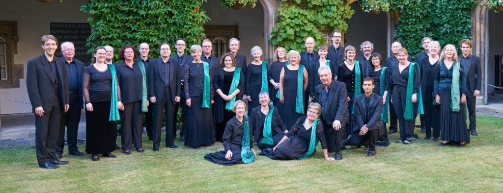 Christmas Collection (world premiere) – New Cambridge Singers @ Cambridge