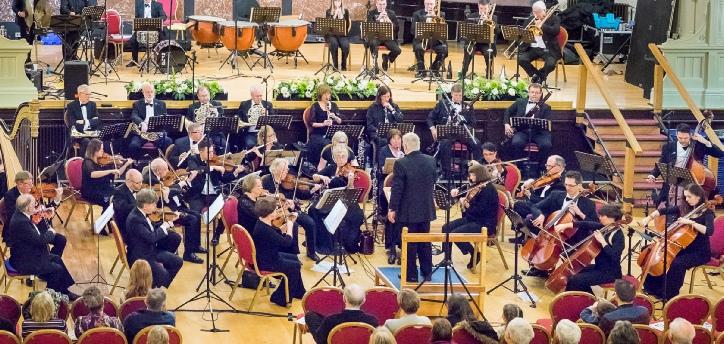 Idyll – St Helens Sinfonietta @ Merseyside