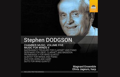 Magnard Music for Winds 2 CD – featured image
