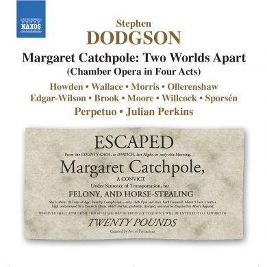 Margaret Catchpole CD