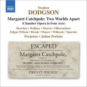Margaret Catchpole CD