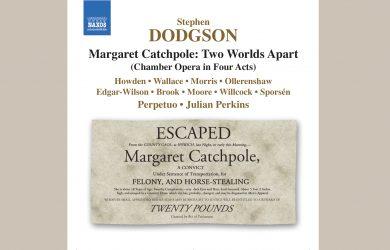 Margaret Catchpole CDs
