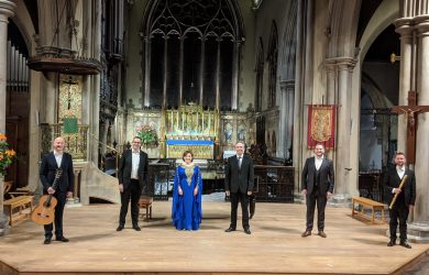 Dodgson solo song concert featured image