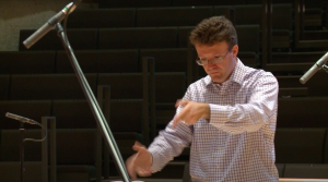Conductor Julian Perkins