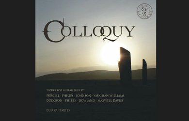 Duo Guitartes – Colloquy (Promenade)