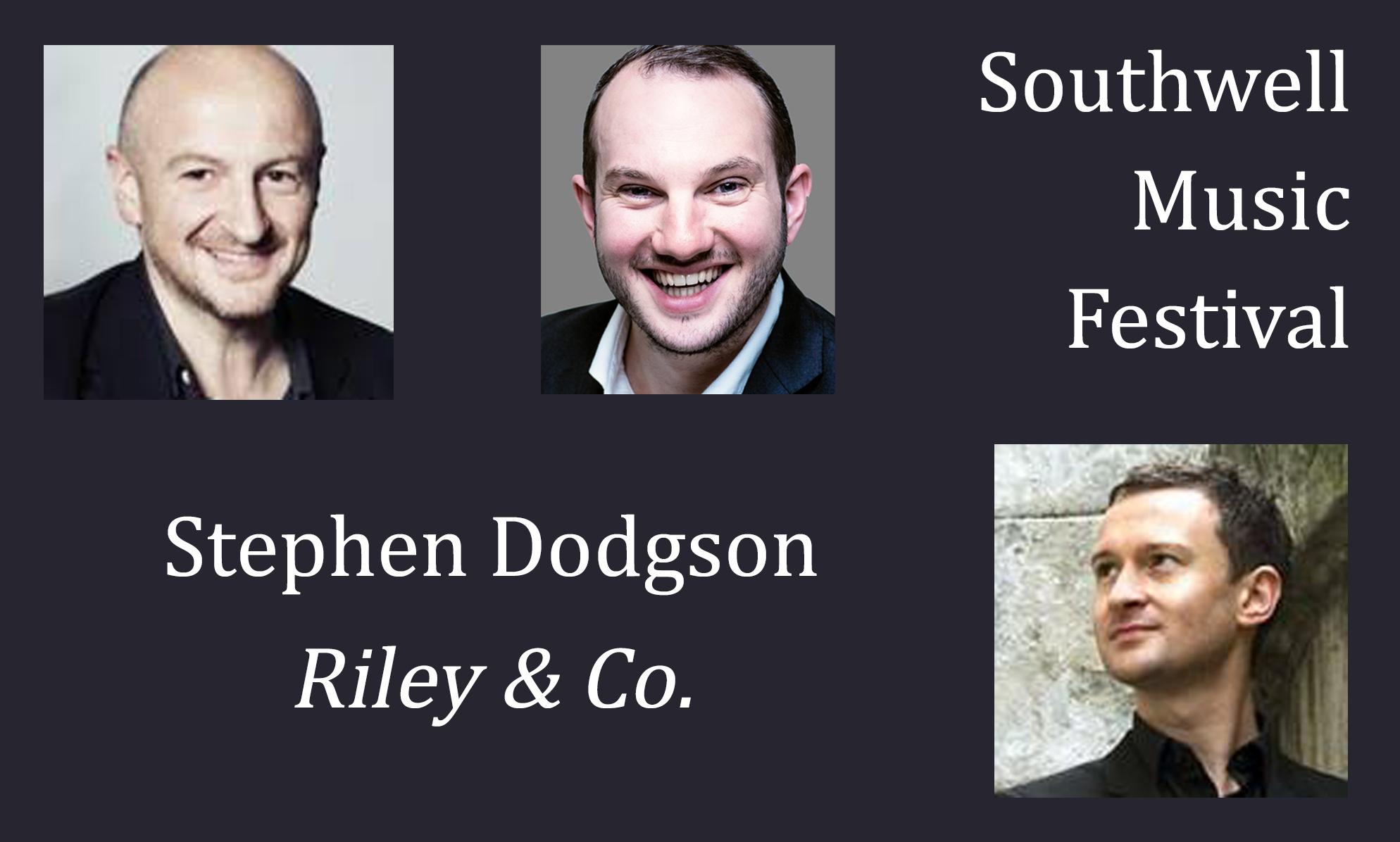 Riley & Co. – Marcus Farnsworth, Ian Wilson and Mark Eden @ Southwell Music Festival