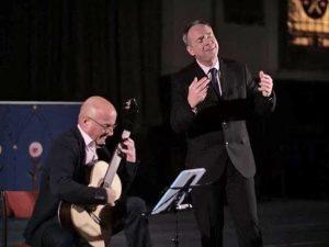 Four Poems of John Clare and London Lyrics: James Gilchrist and Mark Eden @ Dillington Guitar Festival